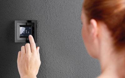 Wypróbuj termoregulator DEVIreg Touch online!